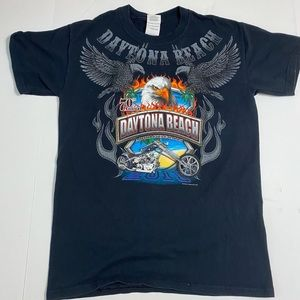 2011 70th annual motorcycle Rally T-shirt